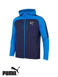 Men's Puma Pace NET Hoody (577173-03) (Option 2) x7: £16.95